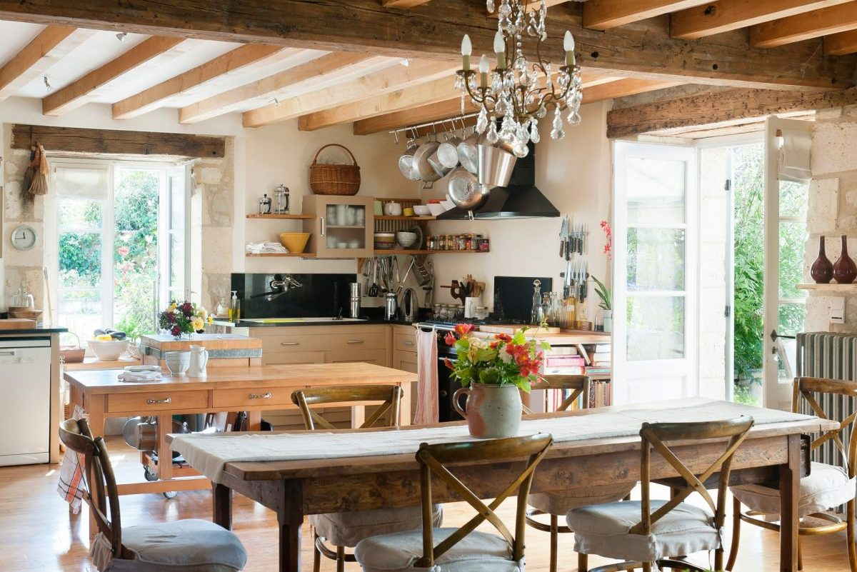 French Country Decor Rooms