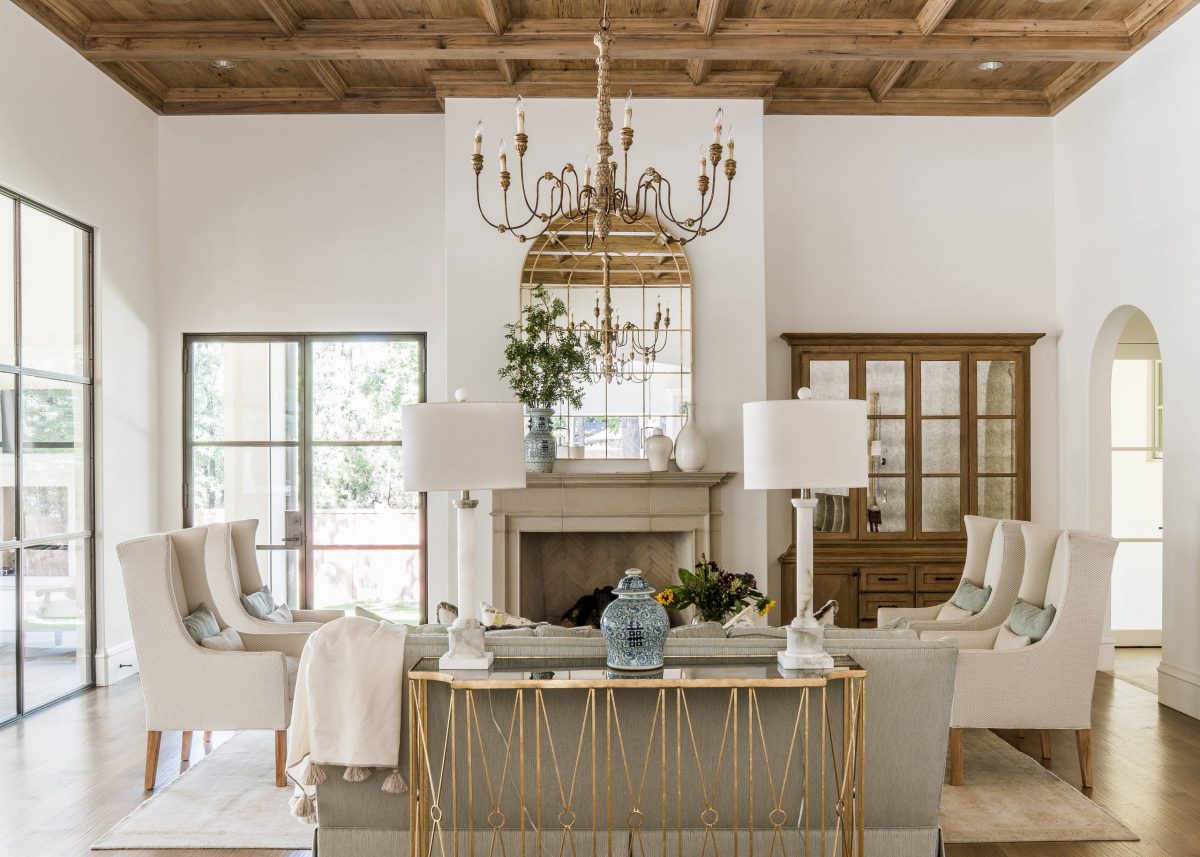 French Country Decor Guide, French Country Style Living Room